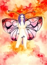 Morwenna, butterfly of Mordreuc